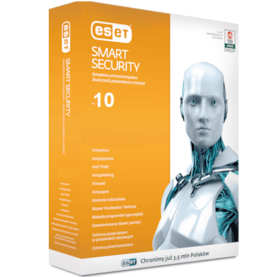 Download ESET Internet Security 10 + Serial