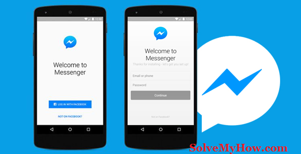 Facebook Messenger App Download APK (Android) 2018 | Solve