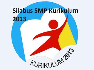 silabus untuk smp kurikulum 2013