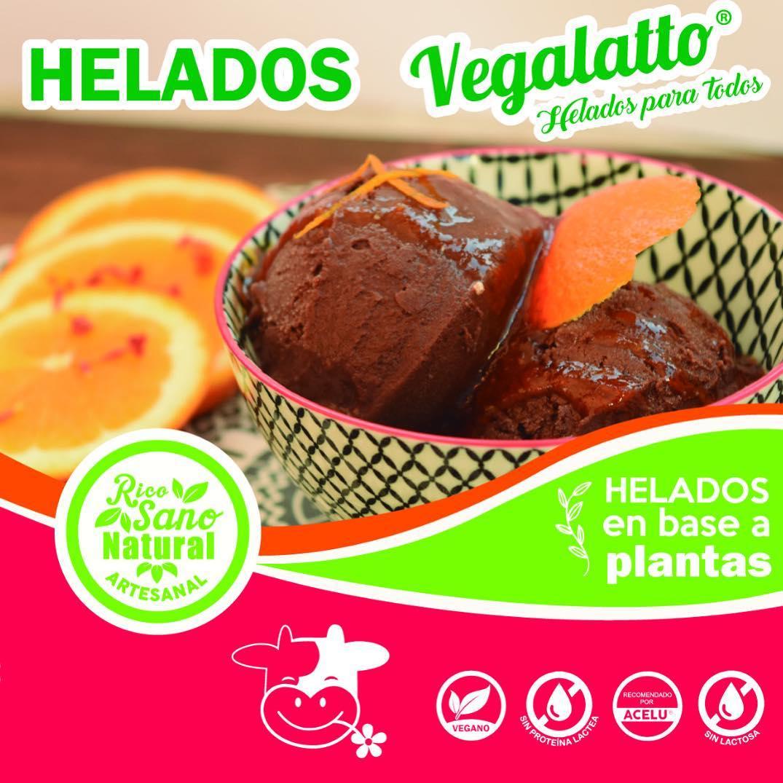 Sorvete vegano em Montevideu