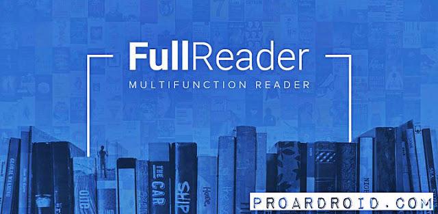 تطبيق FullReader v4.0.9 لقرائة الإلكترونية النسخة المدفوعة للأندرويد 65S4A.jpg