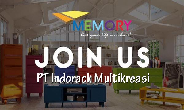 Lowongan Kerja PT. Indorack Multikreasi
