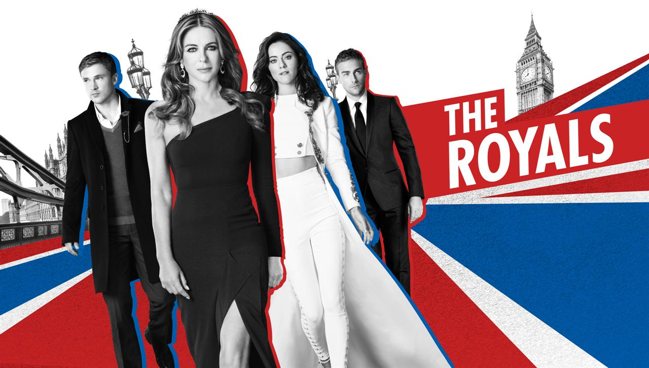 Tercera temporada de 'The Royals'