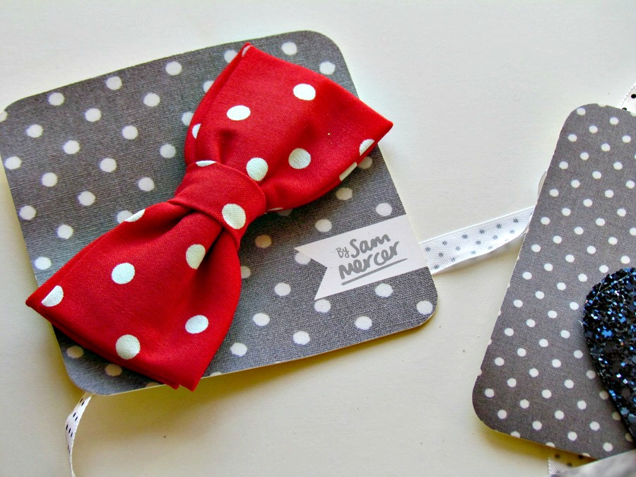 Polka Dot Pin Up accessories, By Sam Mercer, Christmas Gift Ideas, Christmas Giveaway