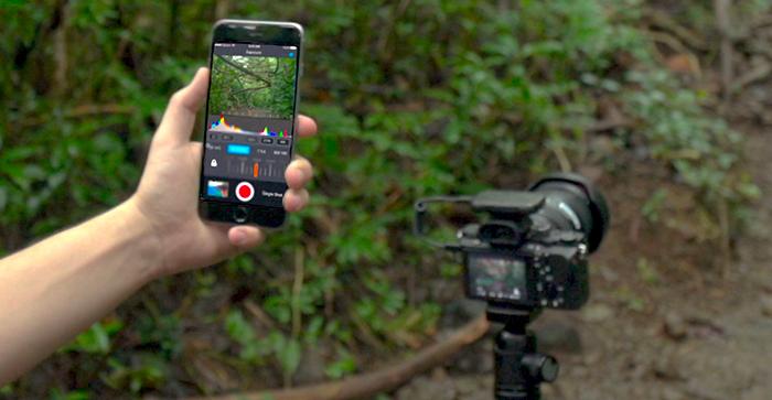 Arsenal для управления камерами Sony