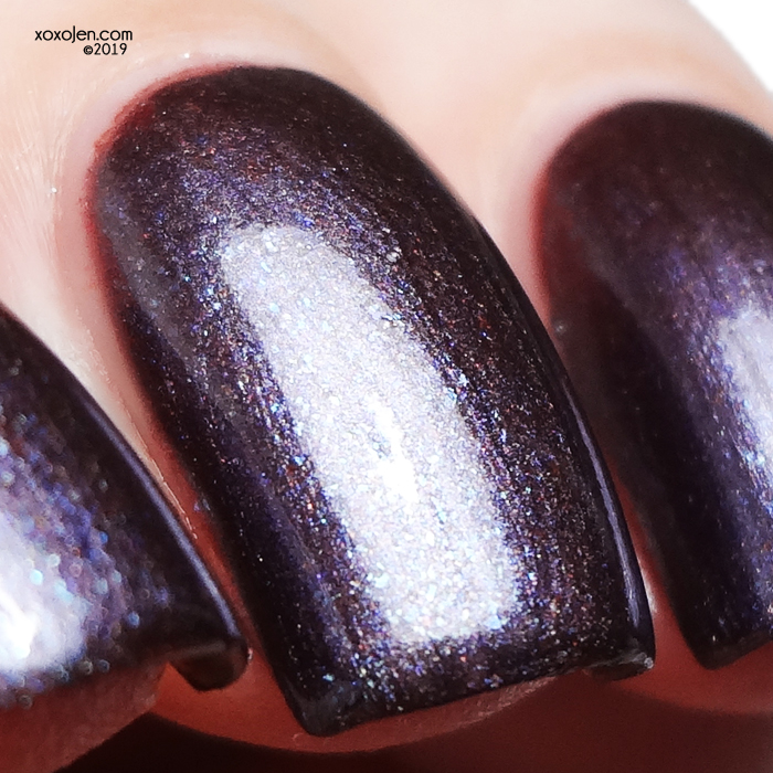 xoxoJen's swatch of My Indie Polish Farewell Fiona