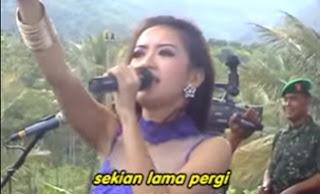 Monata - Sisa Sisa Cinta MP3 - Rena KDI Lagu Dangdut Koplo