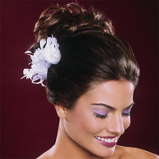 brides with long hair wedding hairstyles