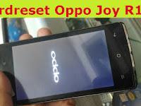Cara Hardreset Oppo Joy R1001 Dengan Mudah