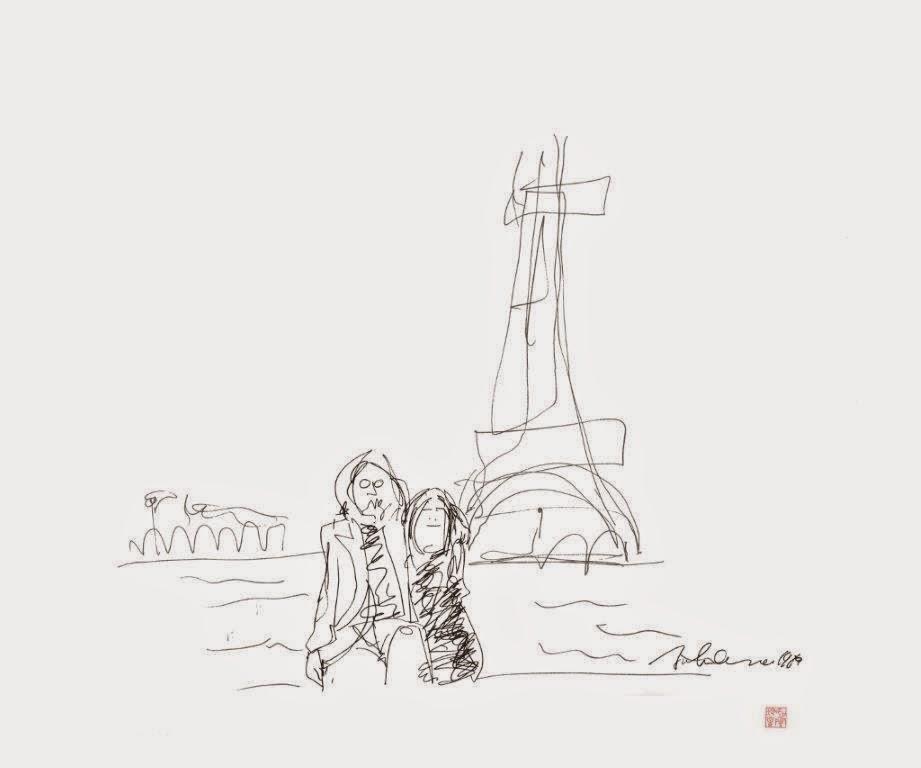 wanderlust ATLANTA: The Art of John Lennon...in nearby