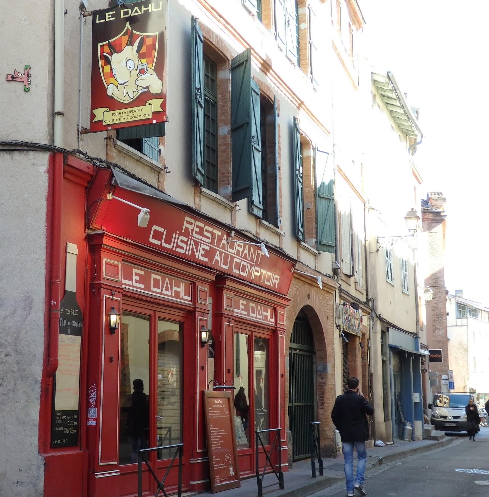 Restaurant Lieux Original Toulouse