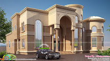 Arabian Style House Plan