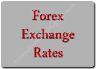 Forex Exchange Rates Nepal - Check Online