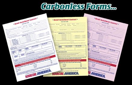 giấy carbonless in hóa đơn