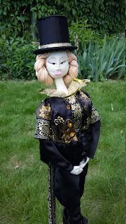 из ткани, кукла ручной работы, текстильная кукла, кукла, ручная работа