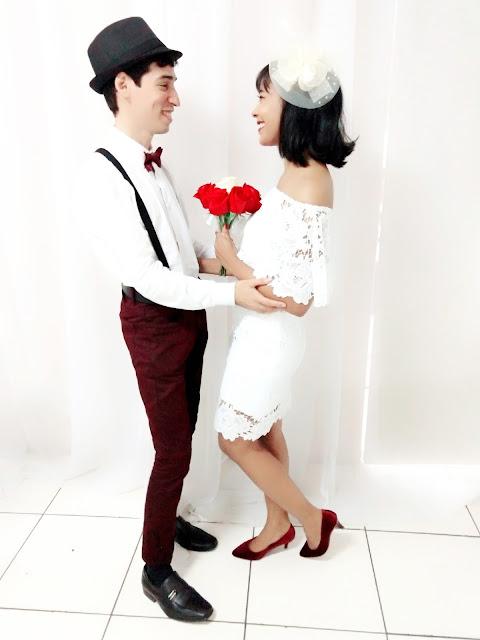casamento civil, noivos