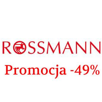 Rossmann Moja skromna lisa zakupów na promocje -49%