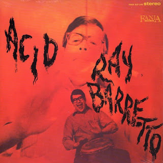 Ray Barretto Acid cover
