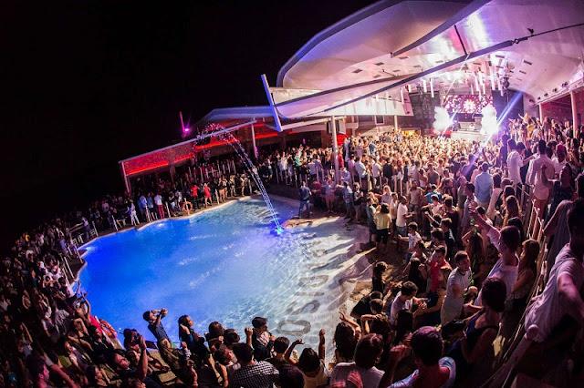 Cavo Paradiso Club, Mykonos