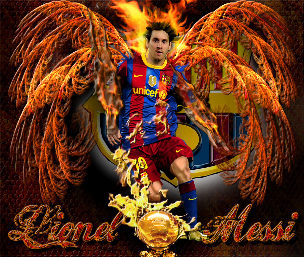 Lionel Messi Fc Barcelona 2013 Hd Wallpapers All About Hd Wallpapers