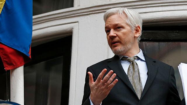 """Assange: """"EE.UU. acusó a Rusia de interferir en las presidenciales para desacreditar a Trump"""""""
