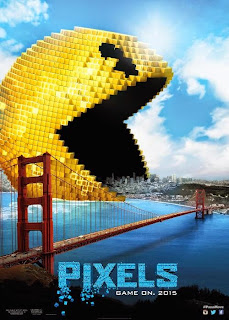 Baixar Filme Pixels Dublado Torrent