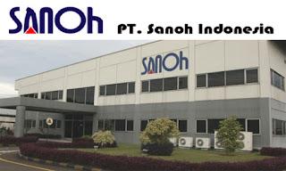 PT. Sanoh Indonesia - Operator Produksi