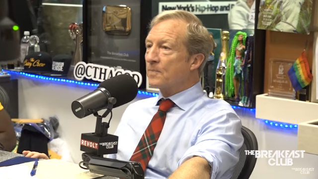 Tom Steyer On Trump Impeachment, Why Democrats Needs To Stand Up, Presidential Campaign + More