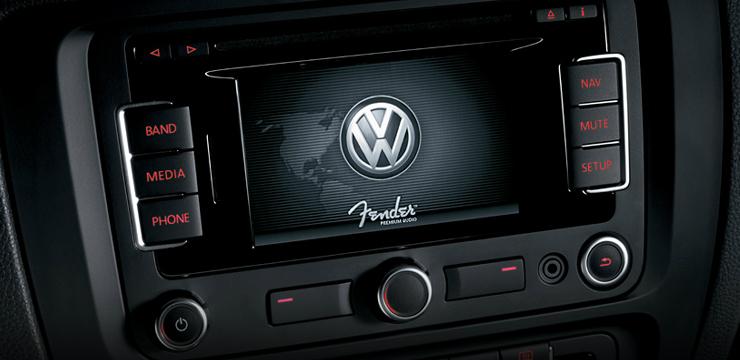 The Fender Premium Audio System For New Jetta Vw Merchandise