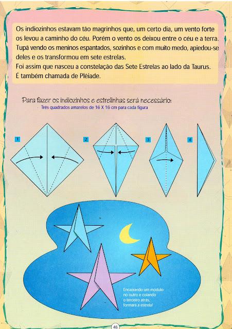Dobradura de Estrela