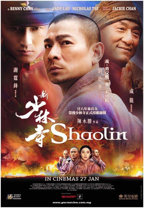 Nonton Film Shaolin (2011)