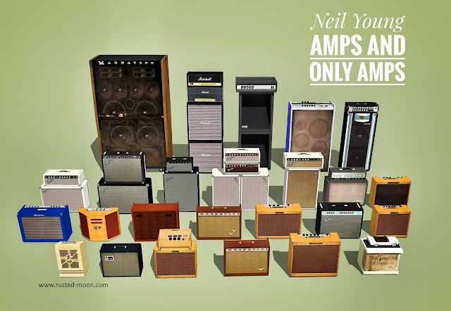 Neil Young - Amps And Only Amps