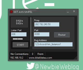 Inject Axis KKT Axis Simple 100% Work
