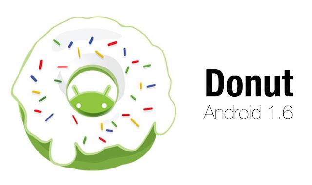 Android v1.6 Donut