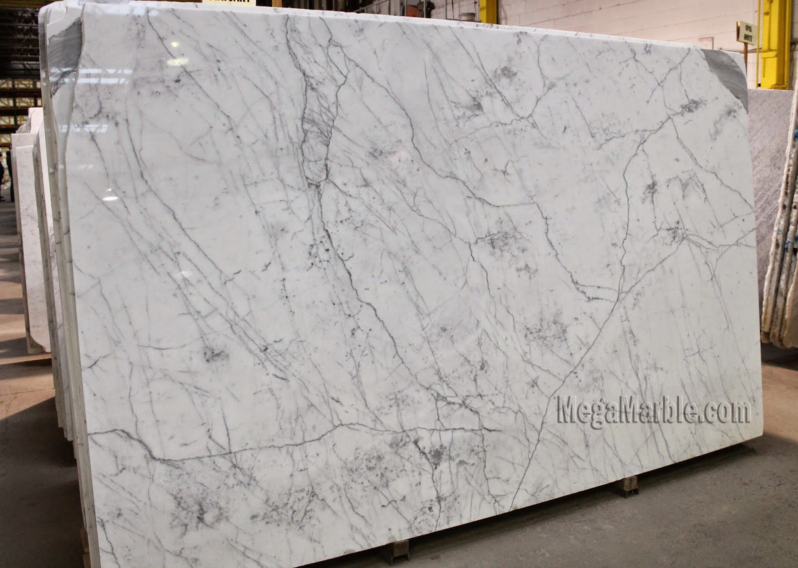 White Marble Countertops Nj