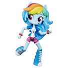 MLP Equestria Girls Minis Sleepover Singles Rainbow Dash Figure