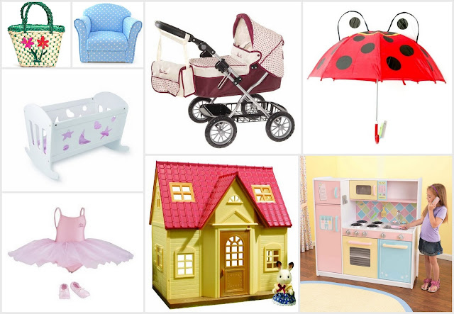 All I Want For Christmas - 18mths-2yrs Girl's Gift List ...