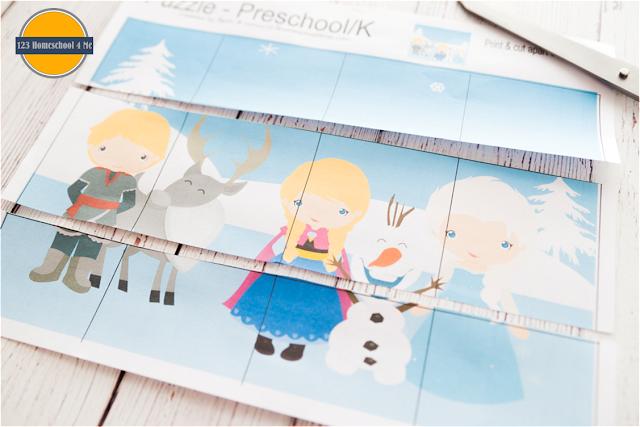 free printable frozen printables