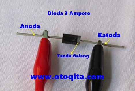 Gambar dioda tiga ampere