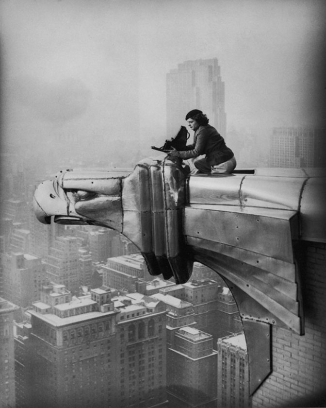 Margaret Bourke in mostra le donne di life