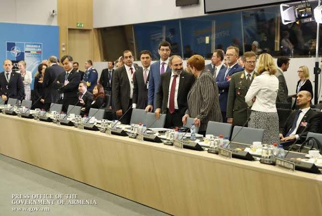 Pashinyan: OTAN debe enviar mensaje fuerte a Azerbaiyán
