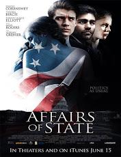 pelicula Asuntos de Estado (Affairs of State) (2018)