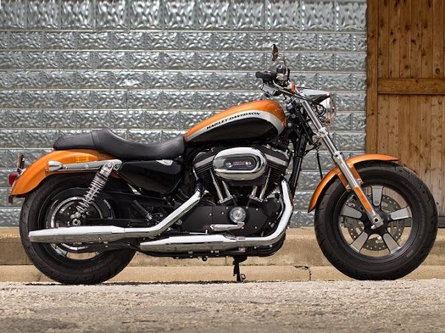 Harley Davidson Indonesia Terbaru 2016