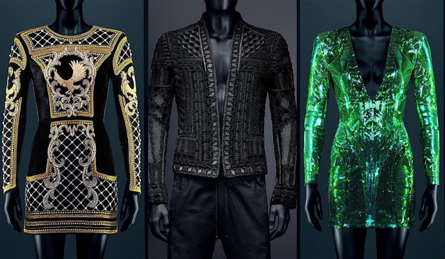 131e485933 Syriously in Fashion: BALMAIN for H&M: the Full Collection - Exclusive