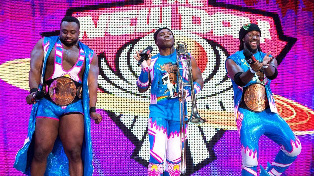 The New Day revela por quem eles gostariam de ser induzidos ao WWE Hall of Fame