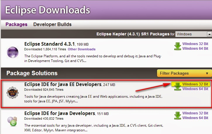 Selenium Easy to Learn: 14  Install Eclipse IDE
