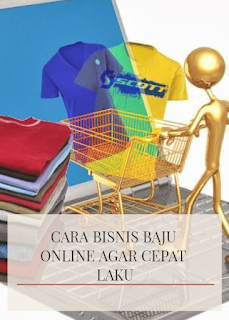 cara bisnis baju online agat cepat laku
