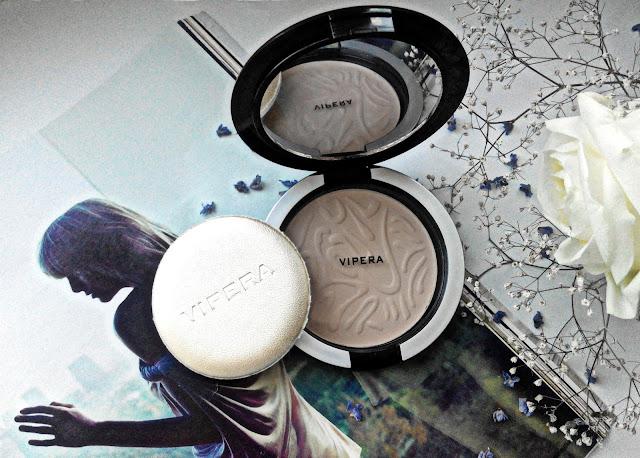 Vipera Compact Powder Cashmere Veil Transparent