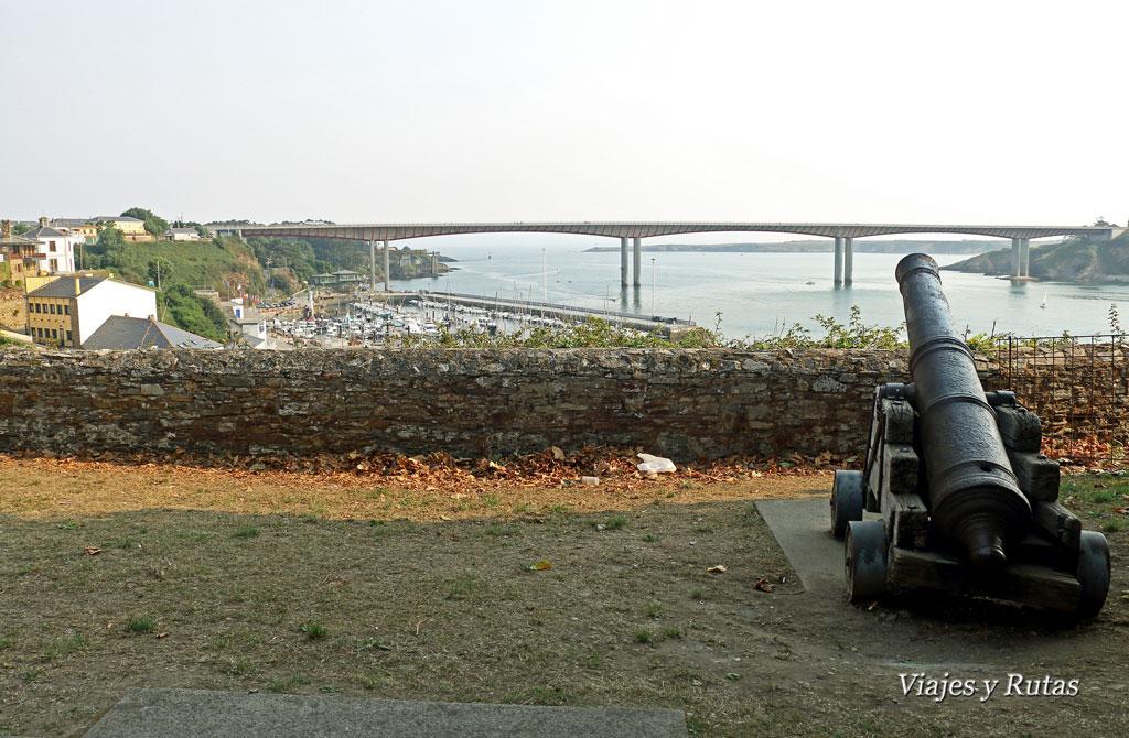 Mirador de la Atalaya, Ribadeo