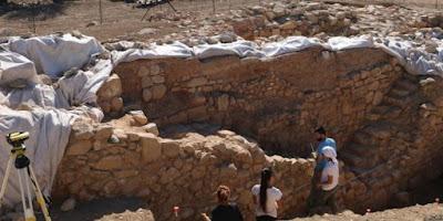 Αρχαίο φρούριο με πύργους ανακαλύφθηκε στην περιοχή Κούκλια